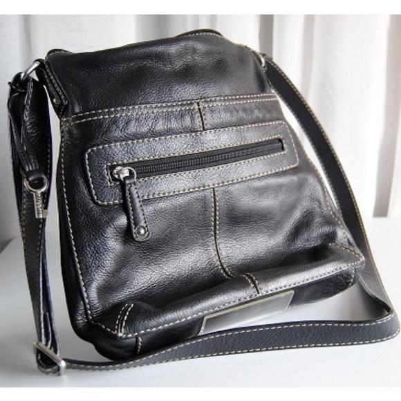 8599980f6b5 Fossil Vintage Leather Cross body/ Shoulder bag